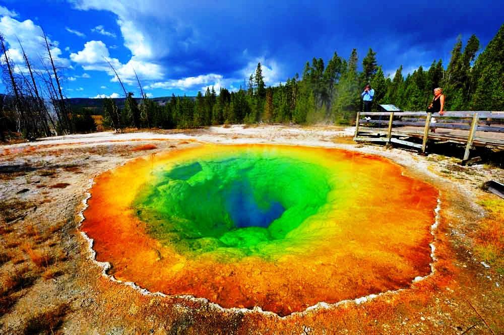 Hin- und Rückflüge von Luxemburg (326€), Amsterdam (409€) oder Brüssel (354€) nach Bozeman (Yellowstone) [September - April]