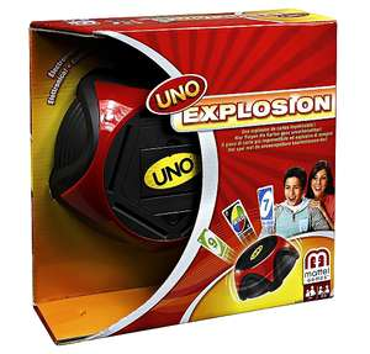 Uno Explosion für 22,92€ inkl. VSK bei [ToysRUs] statt ca. 32€