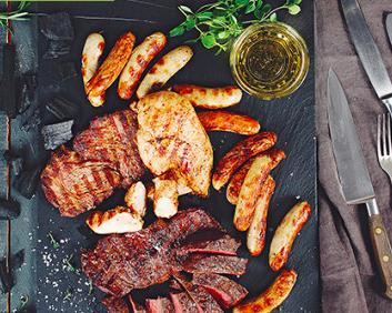 Kochzauber Grillbox für 4-6 Personen für 29,95€, versandkostenfrei bei [Limango Deals] statt ca. 50€