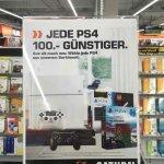 [Lokal Bielefeld] PlayStation 4 500 GB Refub für 199 Euro