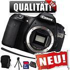 [eBay/ Händler mit über 35.000 Bewertungen] Canon EOS 60D SLR-Digitalkamera inkl. Qualitäts Zubehör: 2Akkus - Tasche - 4GB ab 679,99 EUR