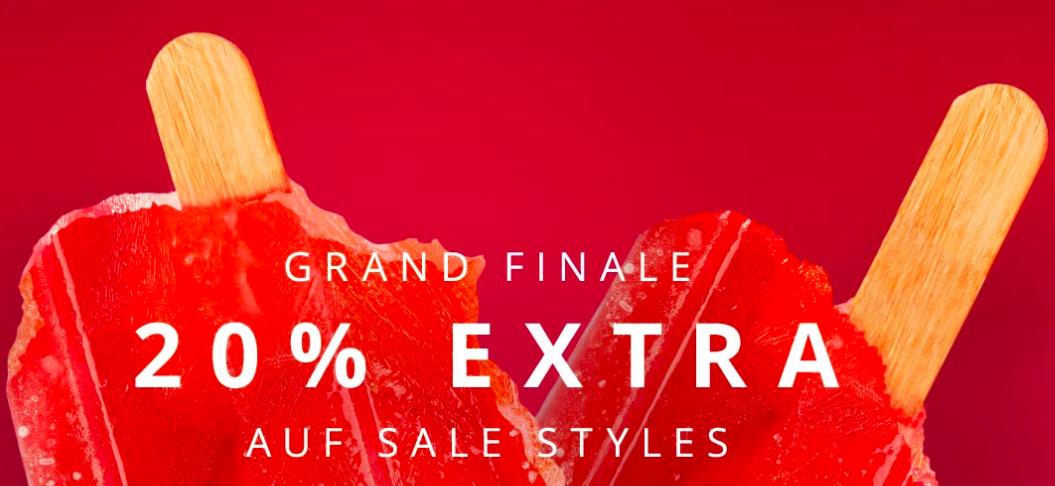 Bis zu 50% Rabatt im Sale bei Esprit + 20% Rabatt on top, VSK: 0,95€