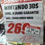 Nintendo 3DS nach Wahl inkl 4 Jahren Garantie
