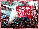 Karstadt Sports (bundesweit) -25% auf alles