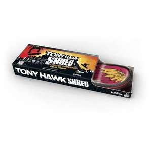 "PS3 - Tony Hawk ""SHRED"" Bundle (inkl.Board) für €13,99 [@Expert.de]"
