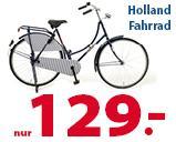 Holland-Rad zum Preis von 129 Euro für Holland-Begeisterte in Venlo bei den 2 Brüdern