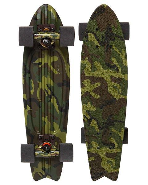 "Globe Bantam ST CAMO 23"" Cruiser Complete Skateboard"