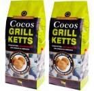6kg Grillkohle aus Kokosnuss (Cocos Grill Briketts) für 7,95€, versandkostenfrei bei [Allyouneed] statt ca. 11€