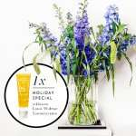 Special: Frische Blumen & gratis Sonnencreme
