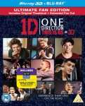 [Blu-ray 3D] One Direction: This Is Us (inkl. 2D-Blu-ray + UK-Digital Copy) @ Zavvi.de