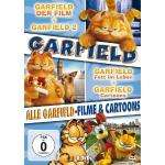 Amazon Garfield – Alle Garfield-Filme und Cartoons (8DVDs) für 13,97 €