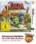 The Legend of Zelda: TriForce Heroes - [3DS] @Gamestop 9,99er @[Amazon Prime 16,48€]