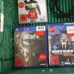 Fallout 4 PS4 25€/ Tearaway 10€ real Halle Peißen
