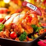 (amazon prime) - Küchenthermometer Digital mit LCD Display für BBQ & Co