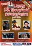 Köln - Stammheim : 258. Show em Veedel - 11.08.2016 - 20 Uhr - Eintritt frei