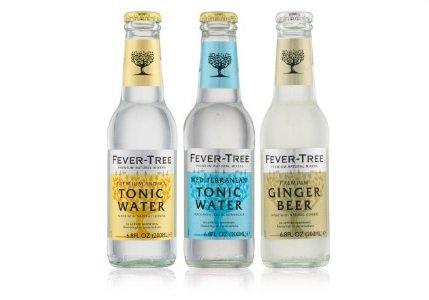 Fever Tree Premium, Mediterranean Tonic und Ginger Beer für 0,99€ + 15 Cent Pfand