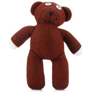 Mr. Bean Teddy (22cm) aus Plüsch für 0,89€ [Everbuying]