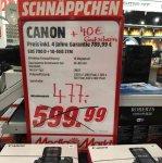 [Lokal MediaMarkt München Solln] Canon EOS 700D 18-55 mm IS STM