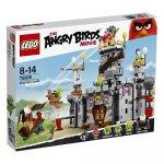 30% auf LEGO Angry Birds bei ToysRus - z.B. Kings Pigs Castle 75826 für 62,99€ statt ca. 80€