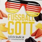 """[Darmstadt] Penny Pallas: Covo Glückskekse """"Fussball Gott"""" 11Stk 66g für nur 0,79€"""