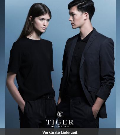 Bis zu 75% Rabatt auf Tiger of Sweden in der Zalando Lounge, z.B. Wollschal für 38,50€ statt 79,95€