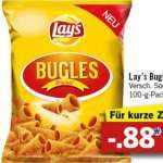 Lay's Bugles Chips für 0,88€ [Lidl]