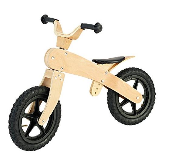 Pinolino Laufrad aus Holz für 35,96€ bei [Amazon] statt ca. 68€