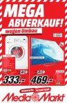 [lokal Nürnberg] Media Markt Mega Abverkauf, z.B. Sony KDL 48 WD 655 für 469€ (Idealo: 544,46 inkl. VSK)