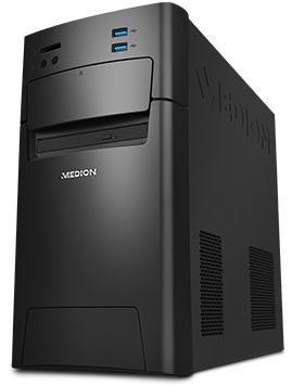 [ALDI Nord ab 25.08.] ALDI-PC Medion Akoya P4130D MD 8302 (AMD A10-8750, 4x 3,6Ghz, 240GB SSD, 2TB HDD, 8GB RAM, WLAN AC, BT4, WIN10) 3 Jahre Garantie [PVG MF 457,14€ exkl. / 557,04€ inkl. Zusammenbau]