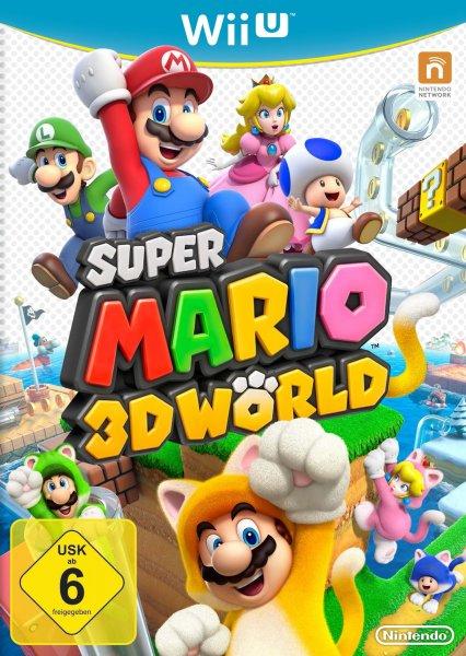 [Nintendo Selects] Super Mario 3D World (Wii U) + 3 weitere Klassiker