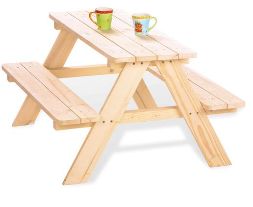 Großer Outdoor-Sale bei [windeln.de] Übersicht: Outdoor, z.B. Pinolino Kindersitzgruppe Nicki für 18,50€ inkl. VSK statt ca. 36€