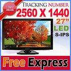 "27"" 2560x1440 S-IPS LED Displays aus Korea ""Yamakasi"", ""Fineforce"" etc"