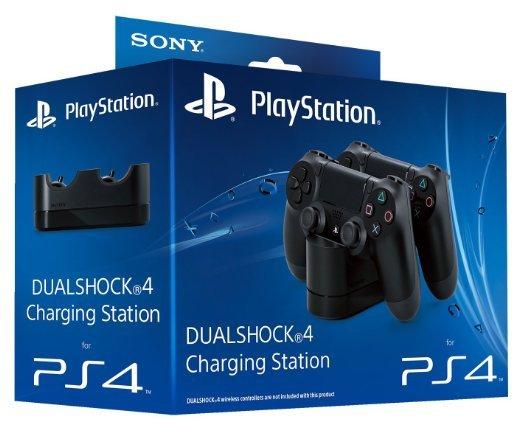 Playstation 4 - DualShock 4 Ladestation für 20,98€ [Amazon Prime]