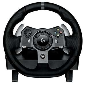 Logitech G920 Racing Lenkrad Driving Force für Xbox One, PC [Amazon]
