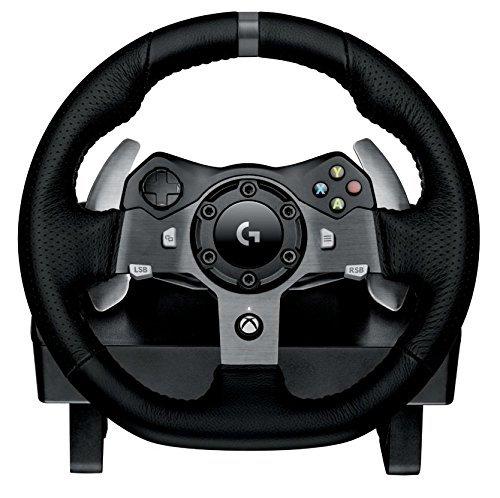Logitech G920 Racing Lenkrad Driving Force für Xbox One, PC [Amazon]