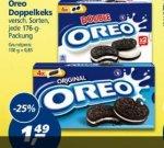 Lecker Oreo Doppelkeks bei Real  für nur 1,49 + 2 Extra Kekse