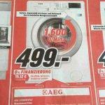 Lokal Bad Kreuznach Media Markt AEG L69680VFL2 Waschmaschine 499€