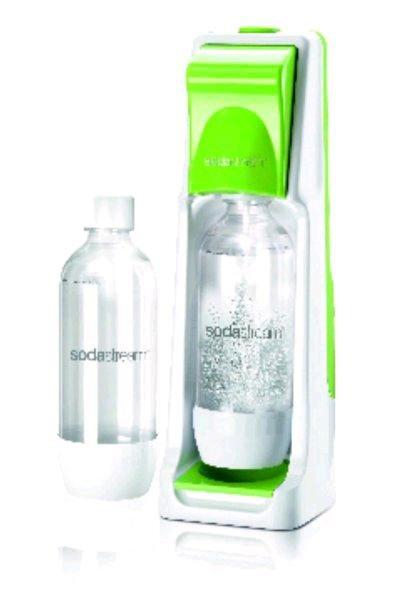 Soda Stream Cool (Grün & Grau) ROSSMANN & REWE