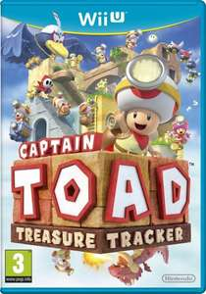 Captain Toad: Treasure Tracker (Wii U) für 21,05€ versandkostenfrei [Coolshop / Base]