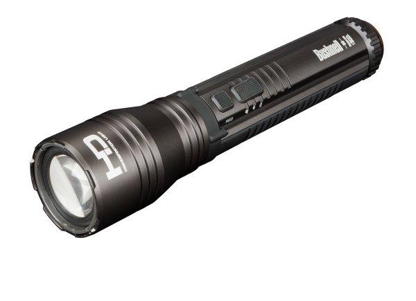 Amazon.it: Bushnell Stableuchte Rechargeable Rubicon Flashlight 500 Lumen, Schwarz, 10R500ML für 26,58€