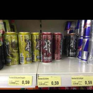 Relentless Energy Drink 0,5l 0,59€ plus 0,25€ Pfand. [Lokal Castrop-Rauxel]