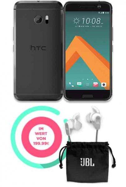 JBL Reflect Aware C Noise Cancelling (UVP 199€) gratis dazu beim Kauf eines HTC 10