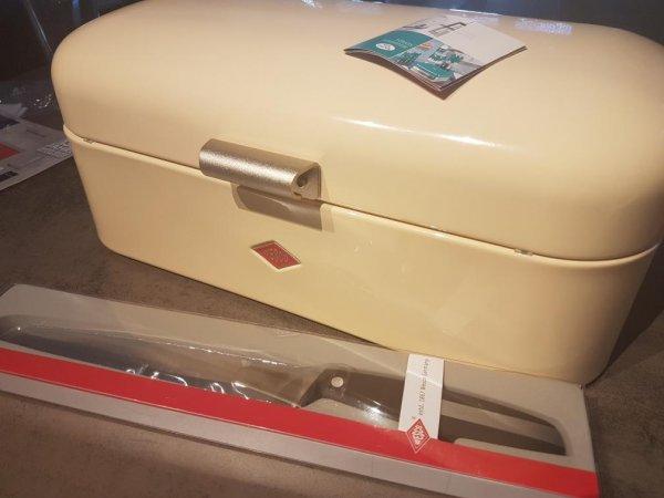 [Karstadt] Wesco Grandy Brotbox/Brotkasten inkl. Brotmesser
