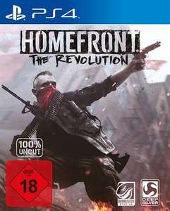 [Mediamarkt] Homefront: The Revolution (PS4) für 22€ & Assassins Creed: Chronicles (PS4) für 20€