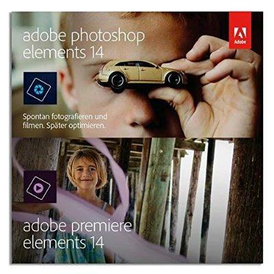 [Amazon Prime] Adobe Photoshop Elements 14 und Premiere Elements 14 PC/Mac