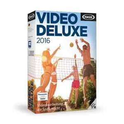 Magix Video Deluxe 2016 (Plus 37,99€ und Premium 52,99€)