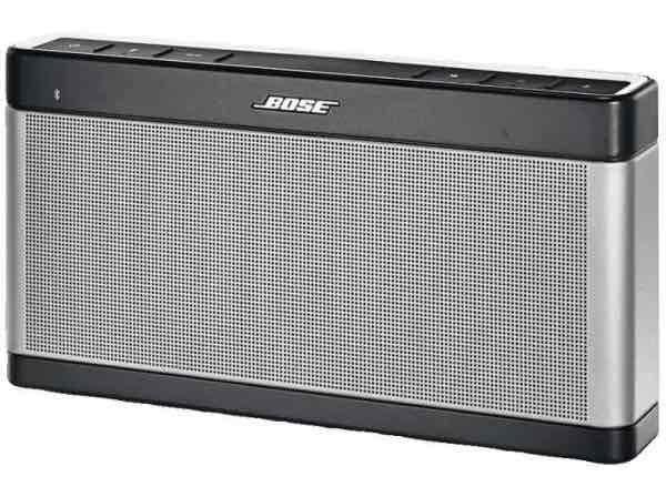 Bose Soundlink BR speaker iii