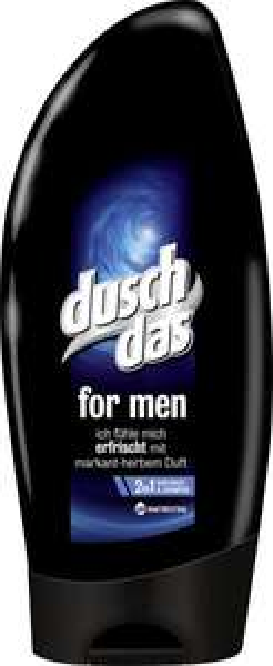 Duschdas For Men Duschgel & Shampoo 2 in 1 , 6er Pack (6x 250 ml) Amazon