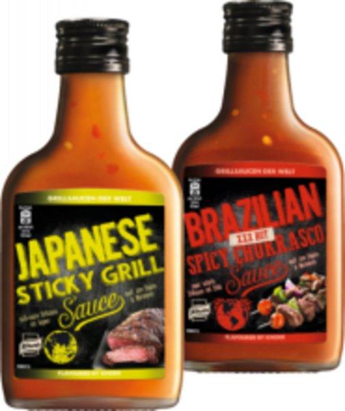 [ZIMMERMANN] Knorr BBQ-Saucen 200ml für 1,66€ // Bacardi Black 1000ml für 12,99€ (am 24.08.2016)