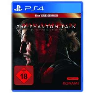 Metal Gear Solid V: The Phantom Pain - Day One Edition (PS4 / XBO) für je 15€ versandkostenfrei [Redcoon]